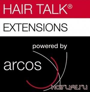 Продажа волос Hair Talk, обучение ленточному наращиванию