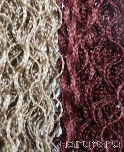 Распродажа остатков материалов для плетения