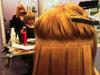 наращивание волос ленточное и капсульное в спб за 2000 руб