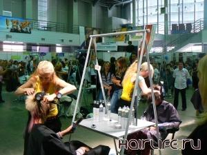 Сборная России впервые победила на чемпионате Европы по парикмахерскому искусству