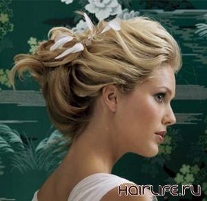 Сибирские парикмахеры соревновались на звание лучшего в прическах для невест