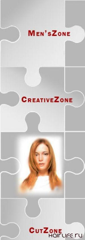 """Креативная зона"" проводит курс по техникам стрижек"