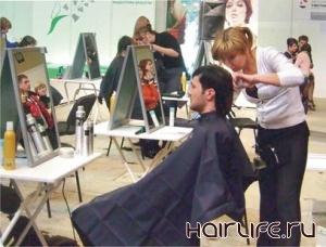 Борьба за звание лучшего парикмахера