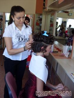 В Тамбове состоялся конкурс парикмахерского мастерства
