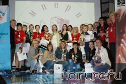 Ногтевой чемпионат на выставке «Империя красоты - 2012»