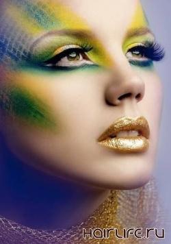 Обучение макияжу - КУРС MAKE UP ARTIST