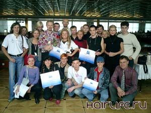 Ярославец вошел в сборную России по парикмахерскому исскуству