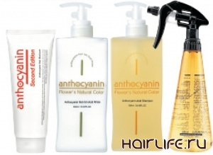 Маникюр для волос Anthocyanin Second Addition