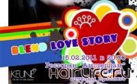 «Город влюбленных - BLEND» от KEUNE Haircosmetics