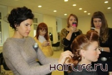 Авторский курс для парикмахеров от Ольги Шарихиной «Прически и укладки»