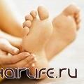 «Гидро-баланс» подарит бережный уход за кожей ног