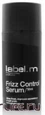 Гладкость волос с label.m