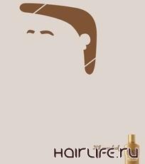 Шампунь Nisim превращает волосы в бумеранг