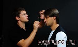 «Техника мужских стрижек» — авторская программа Сергея Рудницкого
