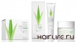 Новый косметический бренд Aloe