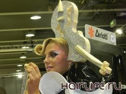 У парикмахера из Сочи второе место на чемпионате мира по парикмахерскому искусству
