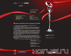 Russian Hairdressing Award