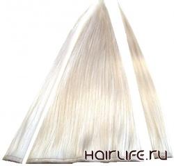 Новый оттенок накладных волос