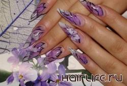 Итоги фестиваля «Мир красоты» по ногтевому искусству