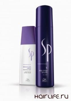 Инновационный салонный уход Bouncy Velvet Curls от SP