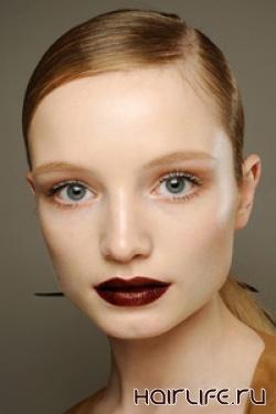 Стали известны тренды осеннего макияжа