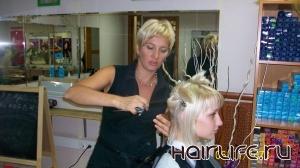 Повышение квалификации:парикмахер-модельер!