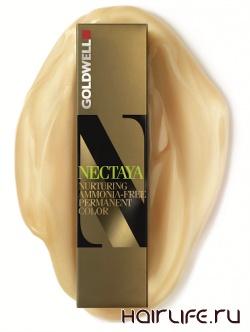 Новая услуга: нектарирование волос Nectaya от Goldwell