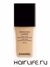 Chanel выпустила тональный крем Perfection Lumiere