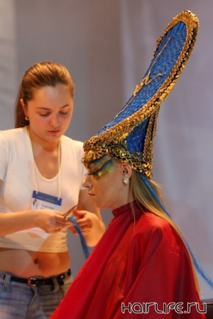 «Ревю красоты» - конкурс для парикмахеров в Сургуте