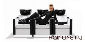 Новая профессиональная мойка для мытья волос SQUARE WASH
