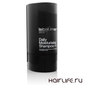 label.m: мужской шампунь