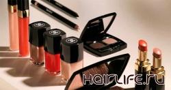 Summertime de Chanel 2012 — новая линия косметики от Chanel