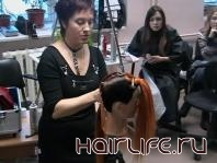 Тренировочные сборы для парикмахеров