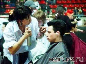 Чемпионат Европы по парикмахерскому искусству