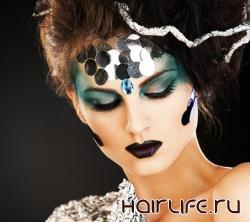 Международный семинар по гриму, макияжу и аэромакияжу