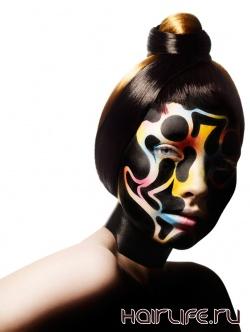 Новый курс в студии BellaStella: «Калейдоскоп красок боди-арта»!