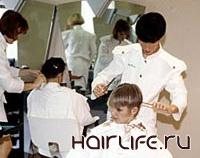 Съедутся на конкурс парикмахеры