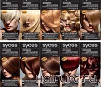 Компания SYOSS презентовала новую краску для волос SYOSS Color