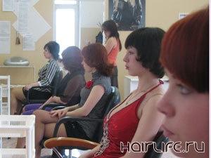 Во Владивостоке состоялся конкурс на звание лучшего парикмахера