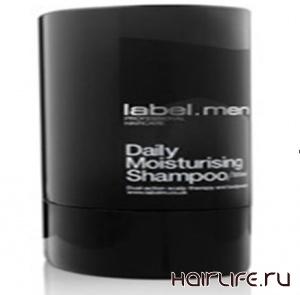 Label.m выпустила Мужской шампунь для ежедневного использования