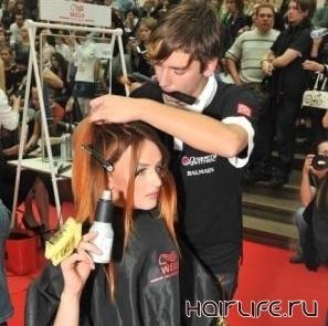 Беловчанин одержал первенство в полуфинале Чемпионата России по парикмахерскому искусству