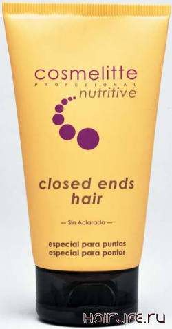 В конце концов: ClosedEnds Hair - эмульсию для поврежденных кончиков волос