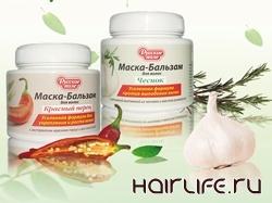 «Русское поле» выпустила линию средств, предназначенных для борьбы против выпадения волос