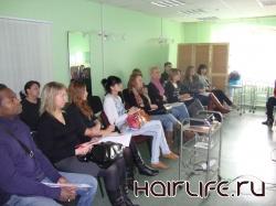 """Презентация новой торговой марки SUNLISS (США)- """"Бразильское кератиновое восстановление волос"""" в МОСКВЕ"""