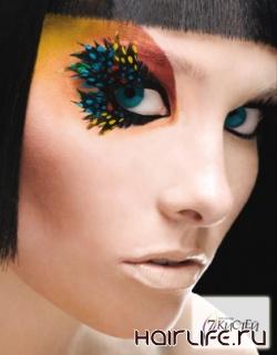 """Арт-Группа """"7 Кистей"""" приглашает на семинар Face-Art («Фантазийный макияж»)"""