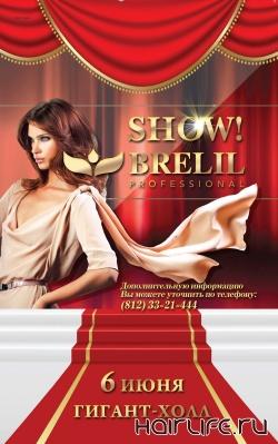 Шоу BRELIL Professional - Nights of Colours