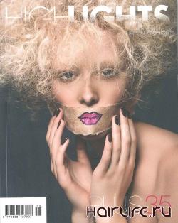 Компания «Лайма-Люкс Групп» сообщает о появлении в России новых весенних номеров журналов HIGHLIGHTS и AND MEN