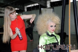 Конкурс визажистов и парикмахеров «Шарм» прошел в Самаре