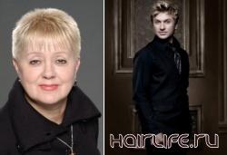 Шоу-показ для парикмахеров и визажистов