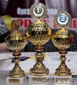"""7 Международный чемпионат по наращиванию волос """"Hair Extension 2012"""""""